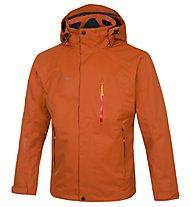 Kaikkialla Armas - Wander- und Bergjacke mit Kapuze - Herren, Orange