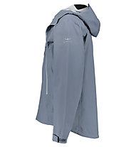 Kaikkialla Asunta M - giacca hardshell - uomo, Dark Grey