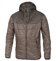 Kaikkialla Eetu Insulated Hoody giacca Trekking, Taupe