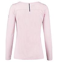 Kaikkialla Eliisa Dri-release - Langarmshirt - Damen, Light Pink