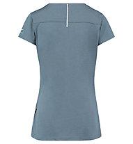 Kaikkialla Ellen - maglietta trekking - donna, Grey
