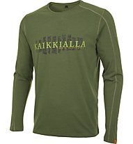 Kaikkialla Elmer Shirt Men, Reed Green