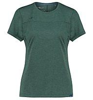 Kaikkialla Jaana S/S - T-shirt trekking - donna, Dark Green