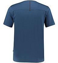 Kaikkialla Juhani - Kurzarm-Shirt Bergsport - Herren, Blue
