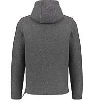 Kaikkialla Kainuu M - giacca con cappuccio - uomo, Grey