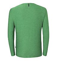 Kaikkialla Kajaani M L/S - maglia a maniche lunghe - uomo, Green