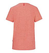 Kaikkialla Kajoo W S/S - T-shirt - Damen, Red