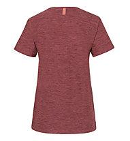 Kaikkialla Kajoo W S/S - T-shirt - Damen, Brown