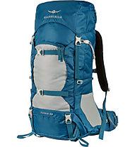Kaikkialla Kerava 46 - zaino trekking - donna, Blue/Grey