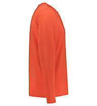 Kaikkialla Kolari M L/S - maglia a maniche lunghe - uomo, Red