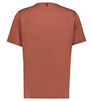 Kaikkialla Koli M S/S - T-Shirt - Herren, Brown