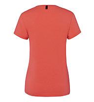 Kaikkialla Koli W S/S - T-Shirt - Damen, Red