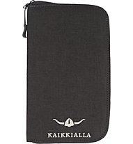 Kaikkialla Lakiala - portadocumenti da viaggio, Dark Grey