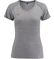 Kaikkialla Maaria - T-Shirt trekking - donna, Grey