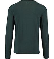Kaikkialla Matias T-shirt Maglia a maniche lunghe trekking, Green