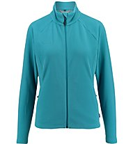 Kaikkialla Mira - Fleecejacke Wandern - Damen, Light Blue