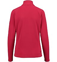 Kaikkialla Mira - Fleecejacke Wandern - Damen, Light Red