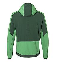Kaikkialla Muurola - giacca softshell - uomo, Green