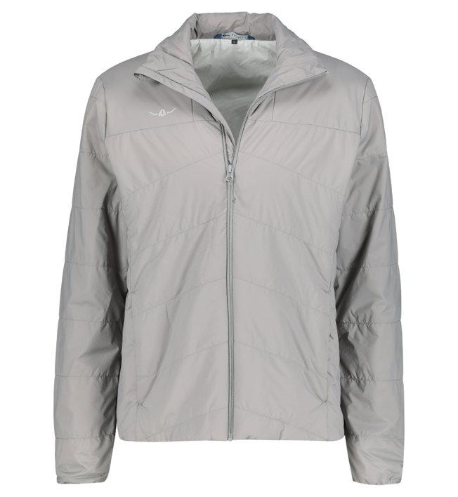 Kaikkialla Narva M - giacca isolante - uomo, Grey