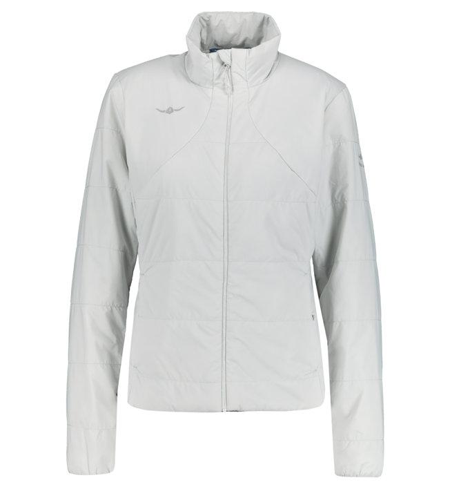 Kaikkialla Narva W - giacca isolante - donna, Light Grey
