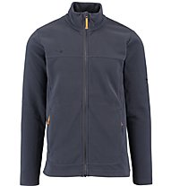 Kaikkialla Niko Fleecejacket Herren Fleecejacke, Grey