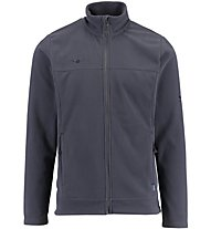 Kaikkialla Niko Fleecejacket Herren Fleecejacke, Dark Grey