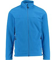 Kaikkialla Niko - Fleecejacke Wandern - Herren, Light Blue