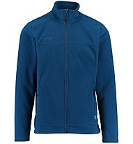 Kaikkialla Niko Fleecejacket Herren Fleecejacke, Dark Blue