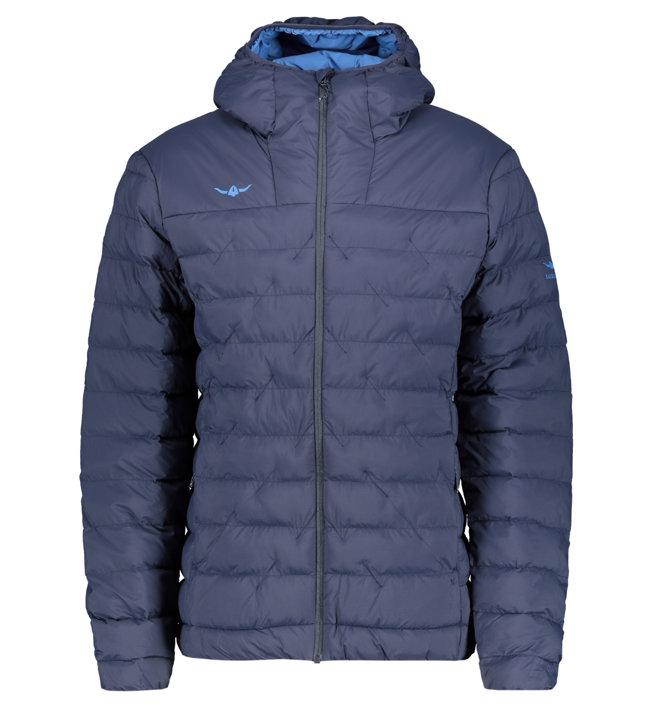 Kaikkialla Nuvvus M - giacca isolante - uomo, Blue