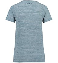 Kaikkialla Raakel Woman - Wander T-Shirt Damen, Light Blue