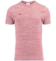 Kaikkialla Riku Man - Wander- und Trekking T-Shirt Herren, Red
