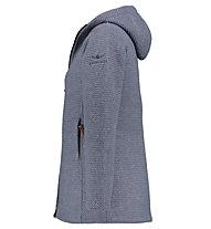 Kaikkialla Salo - giacchino con cappuccio - donna, Blue