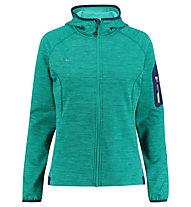 Kaikkialla Tanja - giacca sport di montagna - donna, Green