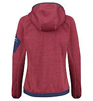 Kaikkialla Tanja - giacca sport di montagna - donna, Red