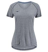 Kaikkialla Tarja - T-Shirt Trekking - Damen, Grey