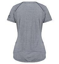 Kaikkialla Tarja - T-shirt trekking - donna, Grey
