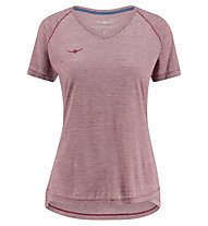 Kaikkialla Tarja - T-Shirt Trekking - Damen, Red