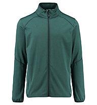 Kaikkialla Tarmo - giacca in pile sport di montagna - uomo, Green