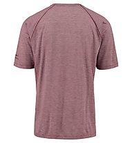 Kaikkialla Tarvo - T-Shirt Trekking - Herren, Red