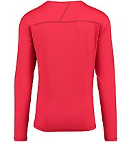 Kaikkialla Tatu L/S Shirt Men - langärmeliges Wandershirt Herren, Red