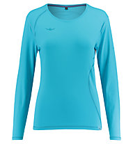 Kaikkialla Tea - Wander- und Trekkingshirt - Damen, Light Blue