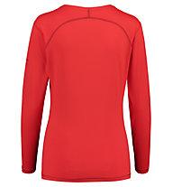 Kaikkialla Tea - Wander- und Trekkingshirt - Damen, Red