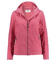 Kaikkialla Terhikki - giacca hardshell con cappuccio - donna, Red