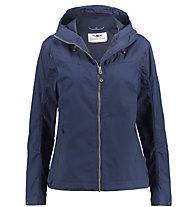 Kaikkialla Terhikki - giacca hardshell con cappuccio - donna, Blue
