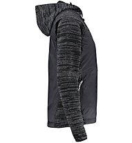 Kaikkialla Tuulikki - Fleecejacke Bergsport - Damen, Black