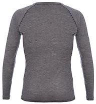 Kaikkialla Ukko - Wander- und Trekkingshirt Langarm - Herren, Grey