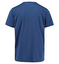 Kaikkialla Uljas - T-Shirt Trekking - Herren, Blue