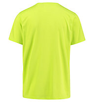 Kaikkialla Uljas - T-Shirt Trekking - Herren, Yellow