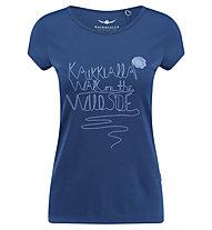 Kaikkialla Ulpa - Wander- und Trekkingshirt - Damen, Blue