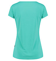 Kaikkialla Ulpa - Wander- und Trekkingshirt - Damen, Green